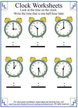 write the elapsed time half hour worksheet 1 math elapsed time time to the hour telling time. Black Bedroom Furniture Sets. Home Design Ideas