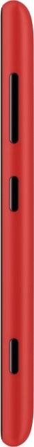 Nokia Lumia 720 Red - Side View
