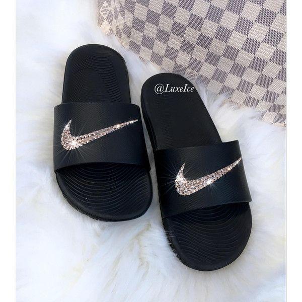 womens nike flip flops kohls