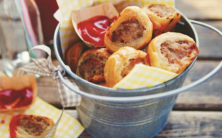 Celebrate the picnic season by making home-made sausage rolls - a simple   classic that will impress your friends
