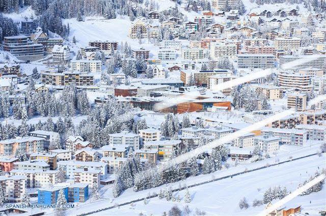 paginas con memoria: 47° FORO ECONÓMICO MUNDIA-DAVOS