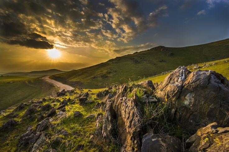 Breckenridge Mountains - Kern County California