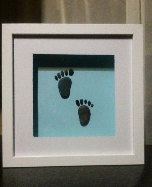 """""""Walk of Life"""" Pebble Art"""