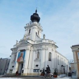 Kalwaria Zebrzydowska, Wadowice sightseeing with a licensed guide. The homeland od John Paul II and the beautiful, 17th century Sanctuary from UNESCO List.