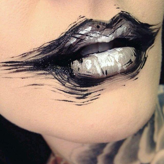 "21.3k Likes, 56 Comments - GOTHS UNITE (@gothsunite) on Instagram: ""By @ida_elina ♥ #goth #gothgirl #gothgoth #gothic #dark #makeup #gothicmakeup #beautifulgirl…"""