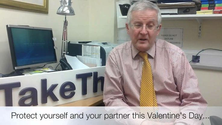 One of the UK's leading sexual health consultants shares his advice for an STI free Valentine's Day...#TakeTheTest #NISexualHealthWeek www.confidantetest.com