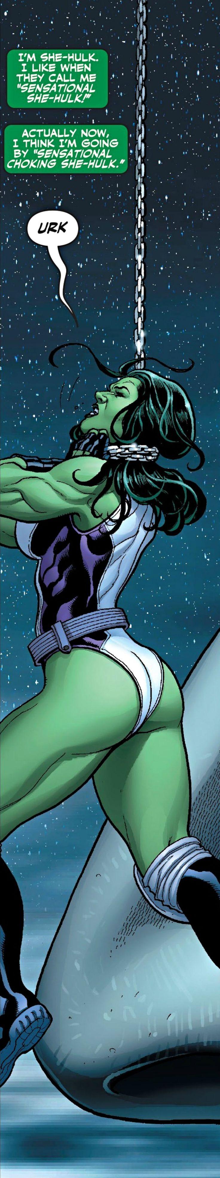 She-Hulk  Hulk (2008) #8