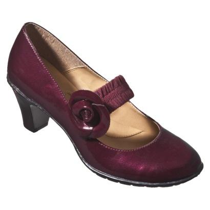 Comfort Mary Jane Heels