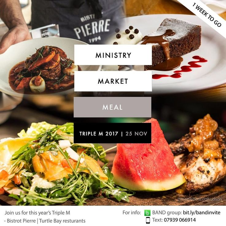 1 week remains until Triple M 2017 in Middlesbrough. On the day we will have 9.30 and 1pmministry arrangements from the Kingdom Hall then following this the Orange Pip Market. If you didn't confirm but would be interested in joining us for a meal let me know as there is a waiting list in operation but there are sometimes last-minute dropouts. The full information for the day can be found in the BAND group(link on profile) #triplem2017 #middlesbrough #ministry #pioneerday #orangepip…