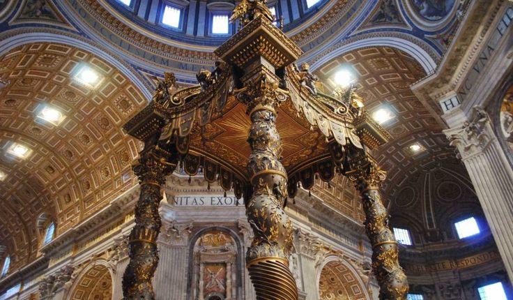 St Peter's Baldachin