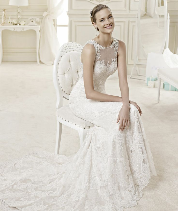 www.nicolespose.it #Nicole #2015Collection #wedding dress #nicolespose
