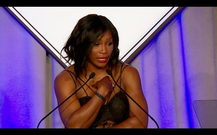 """Serena Williams – Believe In You Video Transcript: """"I've had people look past me because of the color of my skin. I've had people overlook me because I was a women. I had critics say I will never win another Grand Slam when I was only at number 7, and now, here I stand today …"""