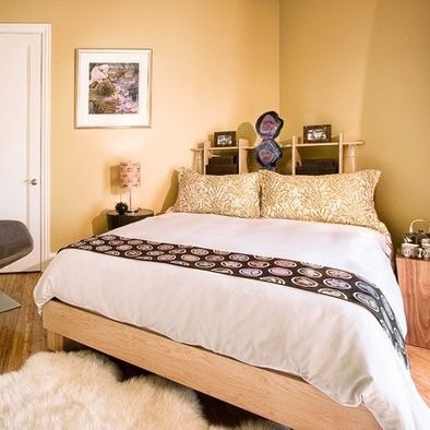 17 best images about corner bed on pinterest house tours master bedrooms and in the corner Jewish master bedroom two beds