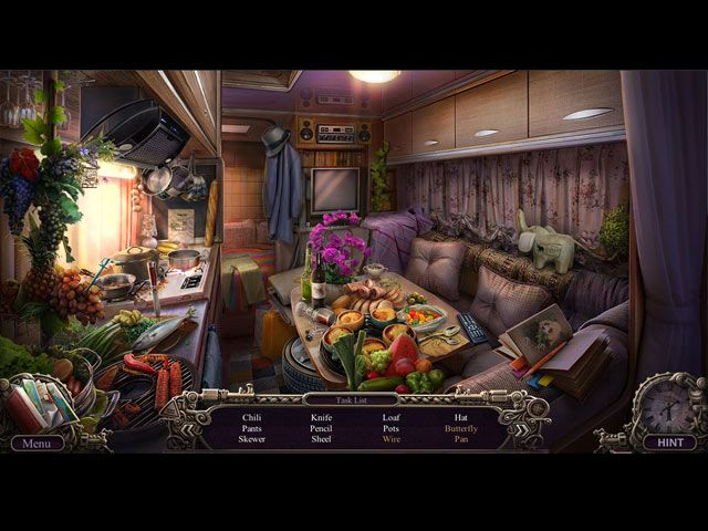 Standard Version of Mystery Trackers 11: Train to Hellswich for Mac: http://wholovegames.com/hidden-object-mac/mystery-trackers-11-train-to-hellswich-mac.html face these creatures! First of them you saw even before sitting into the train. You supposed that just the vision, caused by the neural trauma. But then, when you were sitting in your train compartment, you saw red-eyed creature in the hood again!