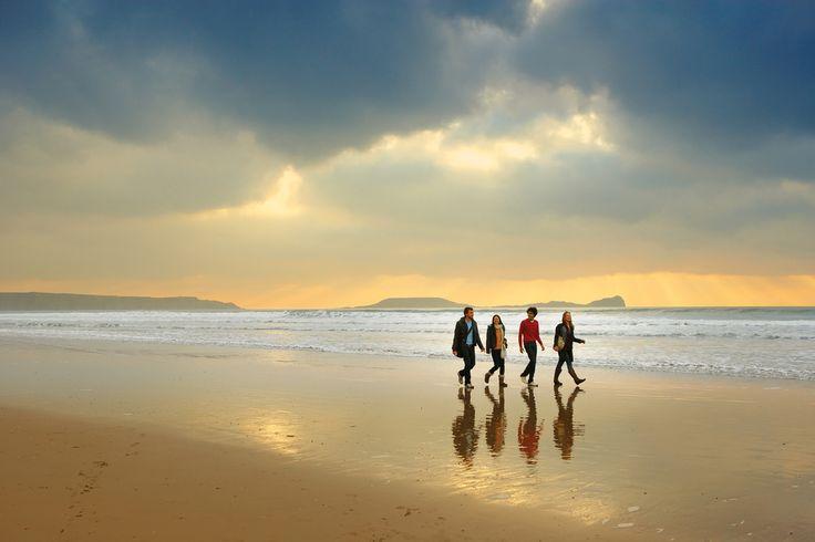 There's a reason Rhossili is 'No.1 beach in the UK' :) http://www.tripadvisor.co.uk/TravelersChoice-Beaches