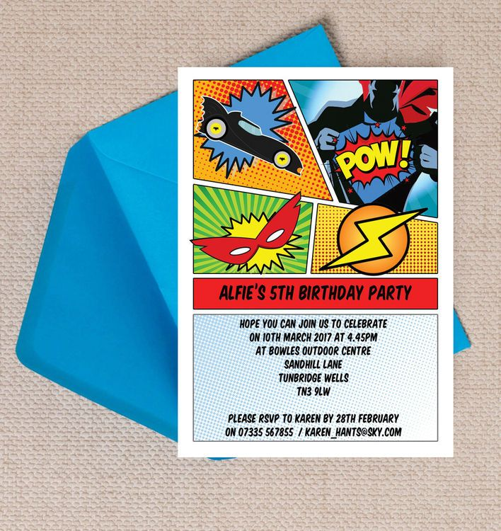 Best Baby Kids Party Stationery Invitations Inspiration - Children's birthday parties tunbridge wells