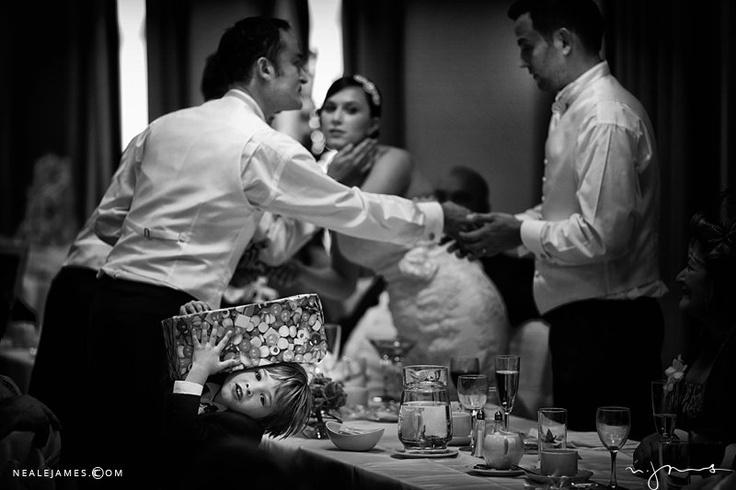 Documentary wedding photographs that make you take a second look... - nealejames.com