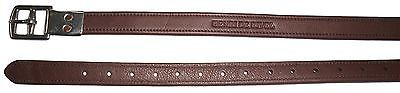 Stirrup Leathers 183380: Henri De Rivel Triple Covered Grippy Close Contact Stirrup Leather Oakbark 54 BUY IT NOW ONLY: $62.95