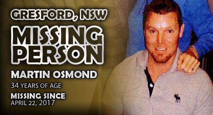 New South Wales Missing Report - #Gresford, #LakesEntrance, #Victoria #Missing #MissingPerson #MissingPeople #MissingAustralia #MissingAU #MissingAussie #NewSouthWales #NSW #MissingNSW #NSWMissing - http://sha-re.me/kqsa