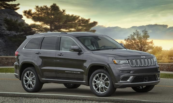 The 2020 Jeep Grand Cherokee Has Been Improved Upon And It S Here