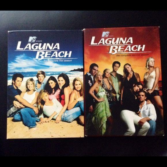 Laguna Beach Season 1 & 2 MTV LAGUNA BEACH complete 1 & 2 season Other