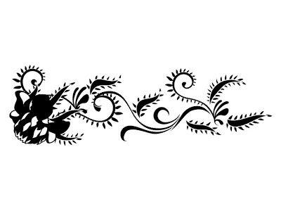 40 Floral Ornament Format CDR Gratis - CINTA DESAIN | Template Album Kolase | Album Kolase PSD | Kolase Wedding | Kolase Pre Wedding