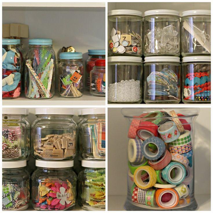 Craft room storage tips - Organize & Decorate Everything