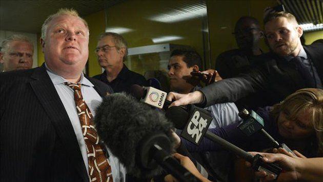 WATCH: #TorontoMayorRob Ford Admits: Exactly, I Have Smoked #CrackCocaine #toronto#news
