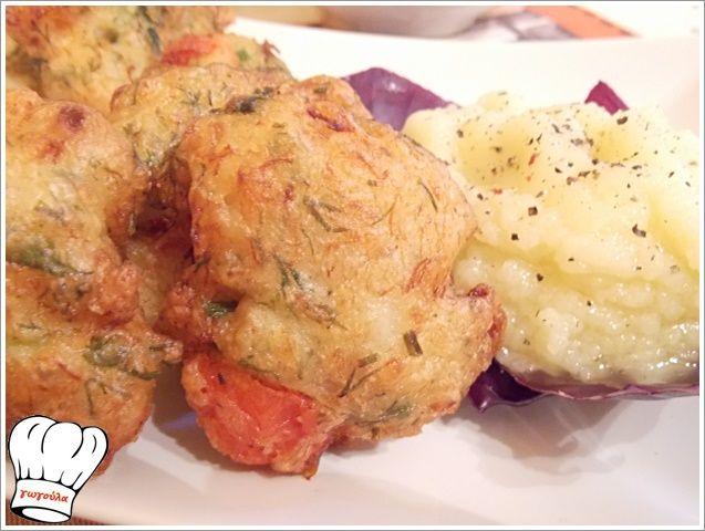 ΜΠΑΚΑΛΙΑΡΟΚΡΟΚΕΤΕΣ ΦΑΝΤΑΣΤΙΚΕΣ!!! | Νόστιμες Συνταγές της Γωγώς