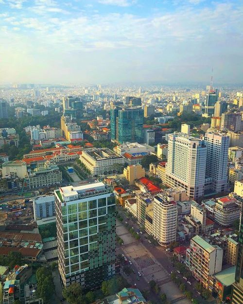 Theres No Better Way To See Ho Chi Minh City Vietnam Than From