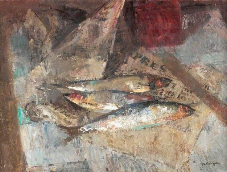 76 best spear ruskin images on pinterest oil on canvas for Fish house ruskin