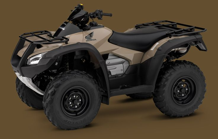Honda Rincon 680, the best there is :) just wish mine was white