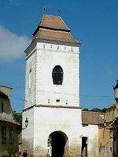 Turnul Steingasser, Mediaș, Foto: Adrian Munteanu