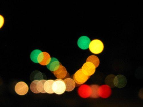 Las luces de esta ciudad~ ♬