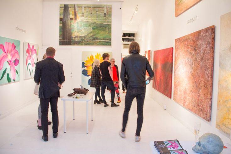 Elysium Verto Exhibition Opening in LA