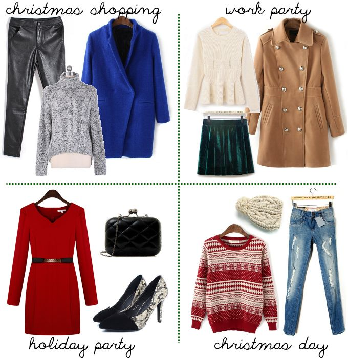 Holiday Outfit Planning + A Giveaway!