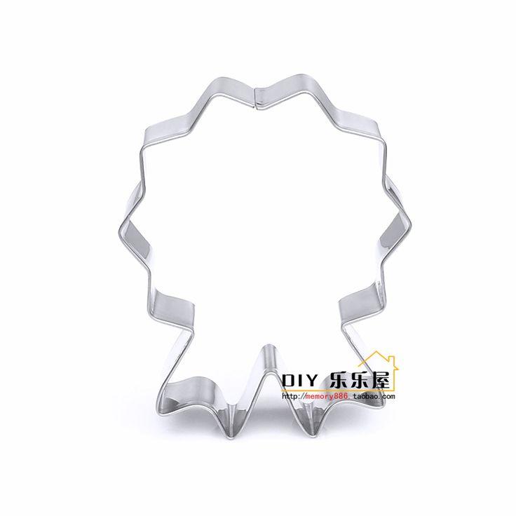Нержавеющая сталь доска печенье мусс кольцо формы трехмерная модель ананасового торт выпечки инструменты оптом - Taobao