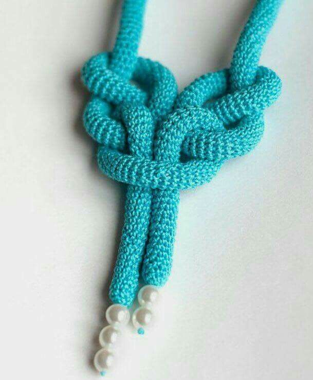 190 mejores imágenes de Your jewelry from crochet en Pinterest