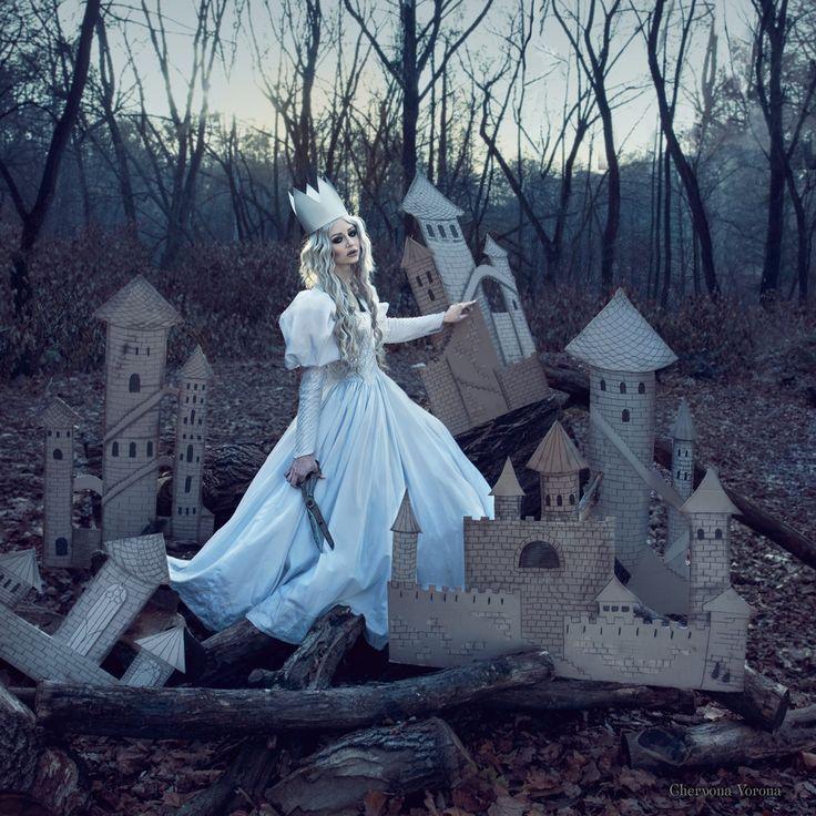 98 best enchanted fairytale images on pinterest fairy tales photostyle chervona vorona model vera rudova fandeluxe Choice Image