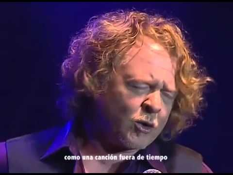 You Make Me Feel Brand New - Simply Red - Subtitulos en español