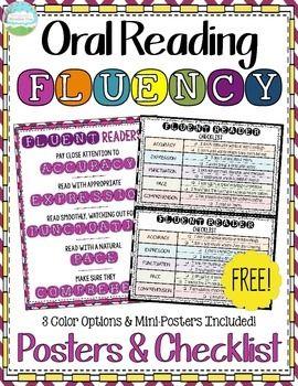 Oral reading fluency strategies photos