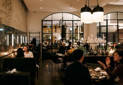 Best special occasion restaurants in Melbourne
