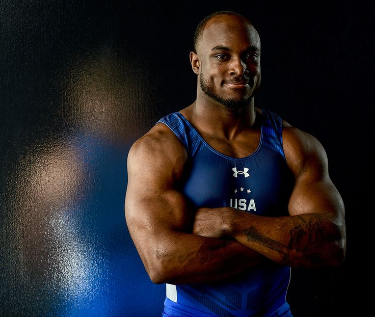 Donnell Whittenburg: Gymnast : Rio Olympics 2016: Portraits of Team USA athletes