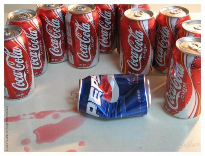 #Racism #Pepsi vs. #CocaCola
