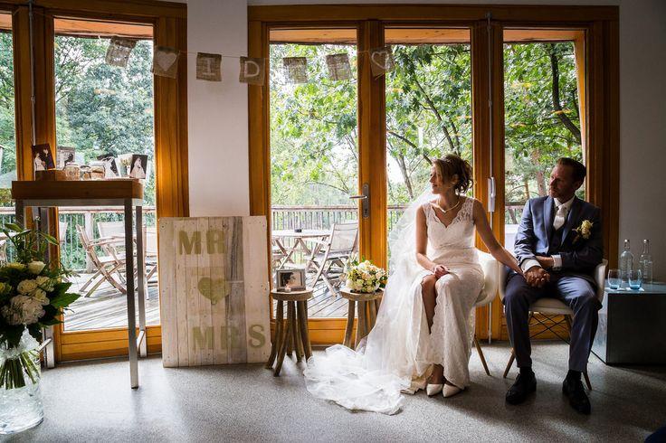 Bruiloft Anne & David  Ceremoniemeester: Prachtige Plannen weddings & events Fotocredits: Nextshot Fotografie #Kapellerput #Caban