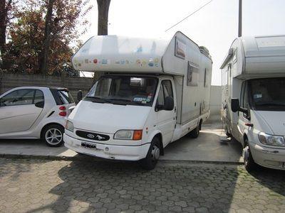 Rimor Unico - Camper Mansardato 6 posti -    AUROcaravan srl - Via L. Galvani 2 - 20875 Burago Molgora (MB) - Tel. 0396880134