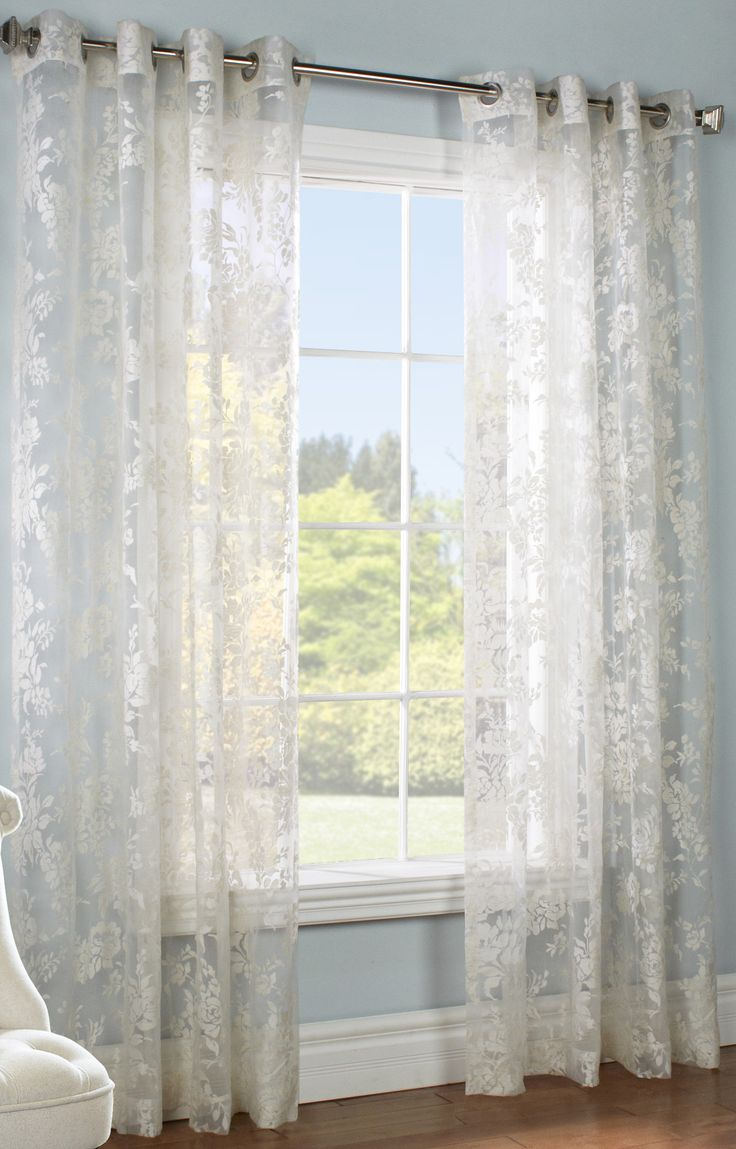 Home gt curtains collection gt modern curtains gt elegant pink un - Chablis Single Curtain Panel