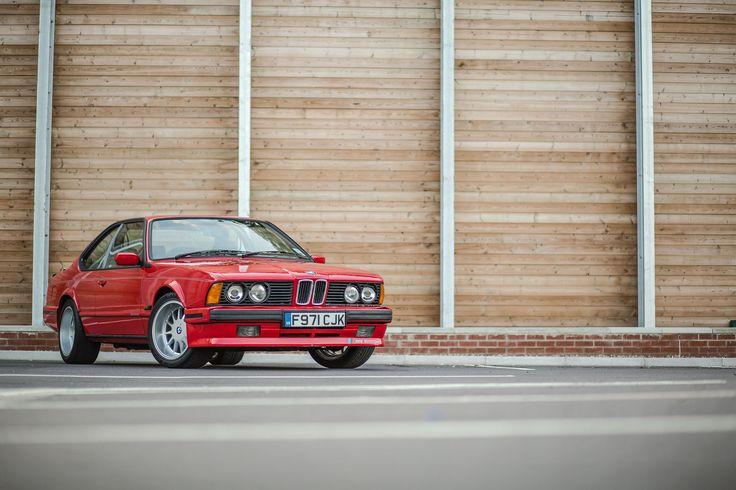 BMW Serie 6 (Tom Horna for Petrolicious)