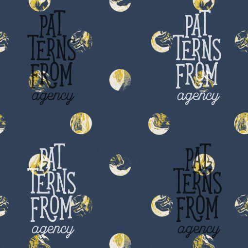 Tanja Kallio: Pollen – Emi #patternsfromagency #patternsfromfinland #pattern #patterndesign #surfacedesign #printdesign #tanjakallio