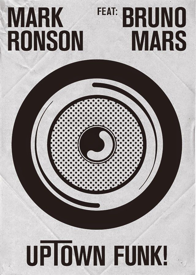 Lirik Lagu Uptown Funk - Mark Ronson Feat Bruno Mars